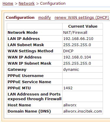 Connecting Allworx 6x to FreePBX 2 10 1 9